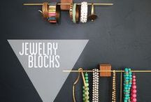 Display Your Bodacious Creations / Ideas for ways to display your Bold Bodacious Jewelry.