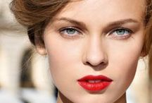 Red Lips / Beautiful red lips