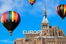 - Exploring Europe - / Great value destinations on the doorstep