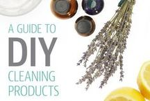 DIY - Cleaning products / Des idées de DIY 100% naturels !