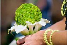 Wedding Inspiration: Greens / Green Wedding Inspiration