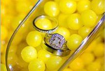 Wedding Inspiration: YELLOW / Yellow Wedding Inspiration