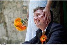 Wedding Inspiration: Orange / Orange for Wedding Inspiration