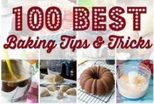 BAKING 101 / Love to bake but need help? Get tips and tricks to become a baking diva!