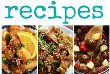 RECIPE ROUND UP / A gathering of the most delicious recipe round up around the web