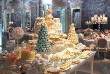 DESSERTS UNLIMITED / Love desserts? Love maybe is an understatement? Enjoy deliriously delicious desserts! <3