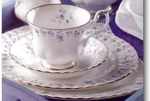Treasures from my Grandma / Depression glass and china / by Debbie Snedden, Ramsauer Reed
