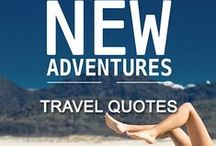 - Travel Quotes - / Let these beautiful travel quotes inspire you to pack your bags and just go!
