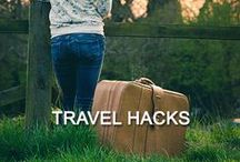 - Travel Hacks - / Lots of tips and tricks for your holidays!  Prepare to never travel the same again...