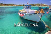 - Barmy Barcelona - / 'Sometimes I feel like I'm in Barcelona..'