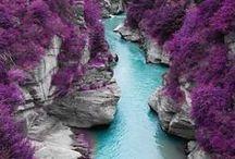 Invitation au voyage / travel invitation / Magnifiques paysages à travers le monde.  Amazing landscapes all around the world.