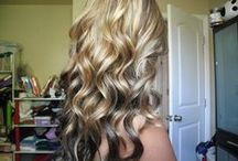 Hair Styles & Tips / by Kellie Partin