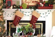 Christmas Decor  / by Kellie Partin