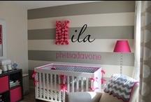Girl Room Ideas / by Kellie Partin
