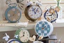 clocks / by Shelly Krueger
