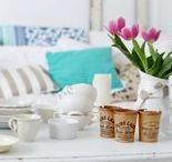 Interiors / intérieurs / Venez découvrir de jolies décorations d'intérieurs.   Come and see beautiful interiors.