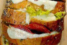 Sandwiches & Hamburgers / by Jennifer Duran 💋