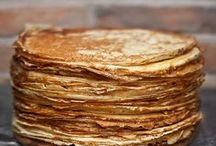 Recettes spéciales Chandeleur / Candlemas recipes / Venez découvrir des #recettes spéciales Chandeleur : Crêpes, gaufres, sauce caramel, curds et bien d'autres.   Come and discover french Candelas recipes : Pancakes, waffles, caramel sauce, curds and many others.