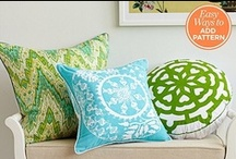 Oh how I love BLUE and GREEN / by Kellie Partin