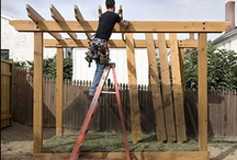 Gardening - Structures and Hardscapes / by Amanda HockeyLove