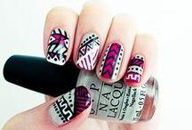 cute nails / by horsesandanna