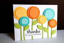Card Inspiration! / A wonderful selection of hand-crafted cards that provide me with inspiration in creating! / by Lisa Haines