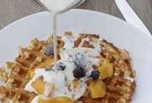 Food-Breakfasts / by Grace Edwards