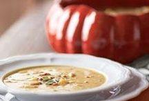 Food-Soup / by Grace Edwards