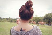 tattoos / by Jordain Amanda
