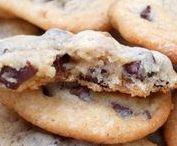 Cookies / Des recettes de cookies - Cookies recipes