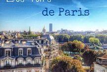 Bon baisers de Paris / kisses from Paris, France / Si vous aimez Paris, venez découvrir ce tableau.   If you love Paris come and see this board.