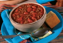 Food Love ~ I ♥ My Crockpot! / What a delight to know that using your crockpot/slow cooker means dinner's ready when you walk in the door!  / by Julia Sava
