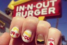 Nail Art / Venez découvrir quelques magnifiques manucures, plutôt dédiée à tout ce qui ce mange.   Come and see wonderful nail art, especially nail art dedicated to food.