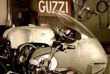Moto Guzzi History / Moto Guzzi: a legend, for more than ninety years.