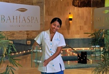 Bahia Principe SPA / Wellness treatments and services that will gently soothe and calm us into a state of maximum well-being, thus enhancing our most beautiful traits and, consequently, our physical and mental health.
