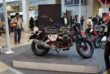 Moto Guzzi @ Tokio Motorcycle Show 2013