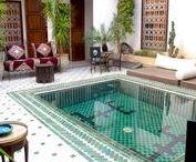 Maroc / Morocco / Venez découvrir ce tableau consacré au Maroc, à Marrakech et à la cuisine marocaine.   Come and discover this board dedicated to Marrakech, Marocco, and Moroccan recipes.
