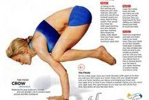 yoga, ayurveda, wellness, etc. / by Jordain Amanda