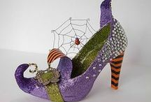 Halloween Hats & Shoes