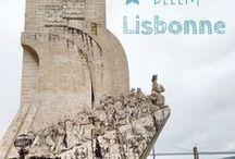 Portugal / Weekend à Lisbonne et dans la région de Coruche où l'on extrait du liège pour la fabrication des bouchons