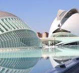 Espagne, Valence / Spain Valencia / Venez découvrir Valence en Espagne du côté touristique mais aussi gastronomique.