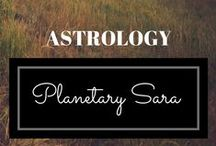 ASTROLOGY / I provide practical, accurate, and affordable astrological readings.   www.astroview.com/sara-hawthorne