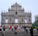 Macao / Macau / Voyage, gastronomie et tourisme à Macao / Food, traveil and tourism in Macau