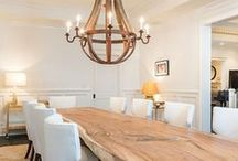 High Class Dining Rooms / Together is a wonderful place to be.