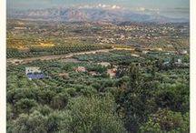 Grèce - Crète / Greece - Crete / Découvertes culinaires et touristiques en Crète / Food and travel in Crete.