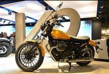 Moto Guzzi: Eicma 2015 / The best pictures of Eicma 2015. Thank you for being part of it. See you next year!