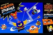 Generazione Alabarda Spaziale / Cartoons Orchestra