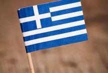 Grèce - Athènes / Greece - Athens / Découvertes culinaires et touristiques à Atnènes