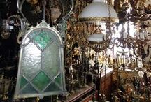 For sale from our collection of antique and period of lighting