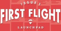 First Flight   |   Launchpad / Welcome to First Flight, the first social magazine curated by seasoned agents for first-time homebuyers. Peruse Issue 1, Launchpad, as we lay the groundwork to help first timers get on their feet for take-off. Happy Flying!